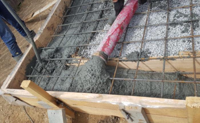 Бетон пропорции м3 торговый бетон