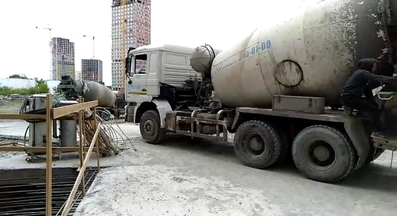 Отгрузка бетона орех бетон отзывы